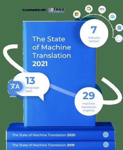 The State of Machine Translation